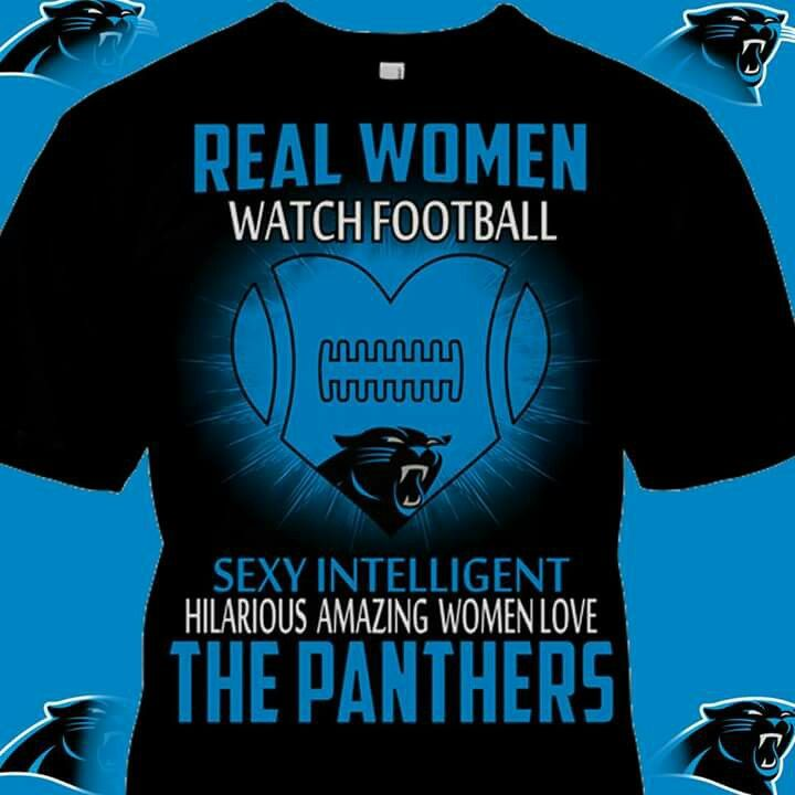 women who love carolina panthers