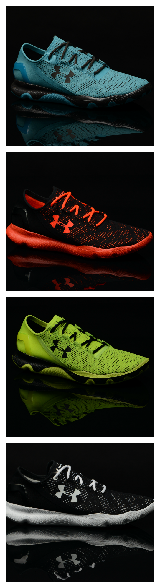 Run With Style In Every Stride The Under Armour Speedform