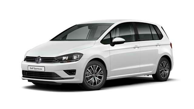 Golf Sportsvan allstar Volkswagen
