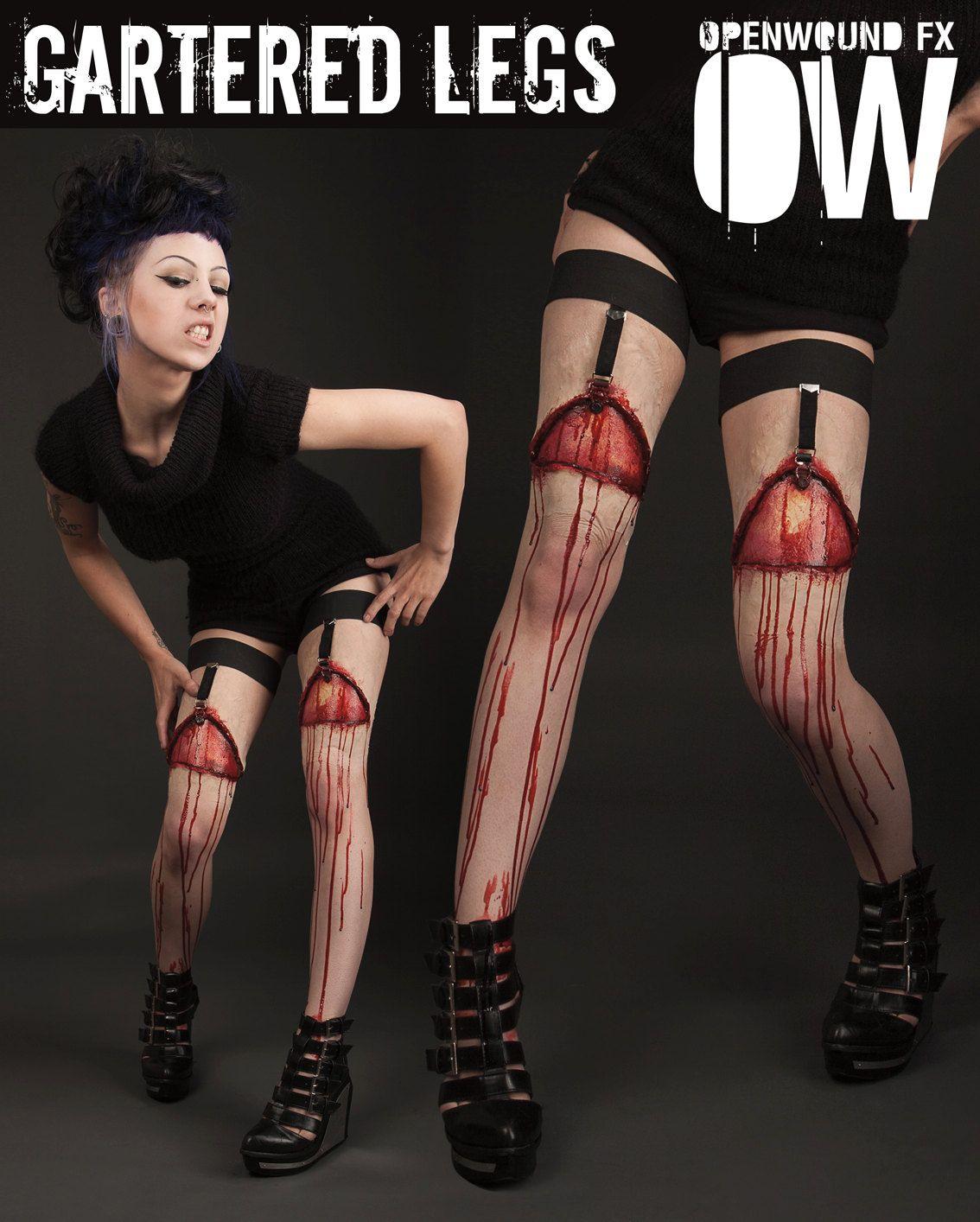 bloody garters