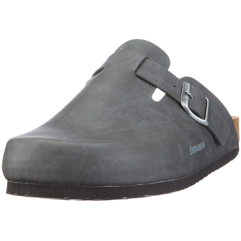 Zapatos negros Dr.Brinkmann para hombre XhK16yxLT4
