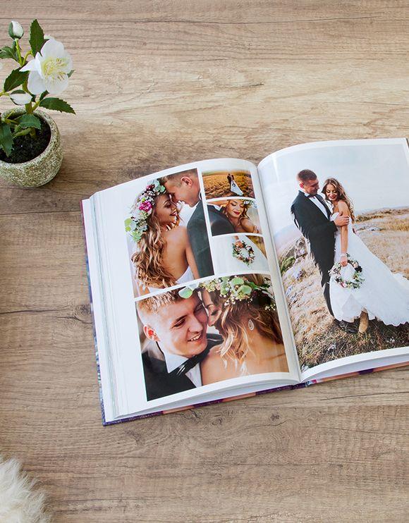 Hochzeitsfotobuch Bequem Online Bestellen Posterxxl