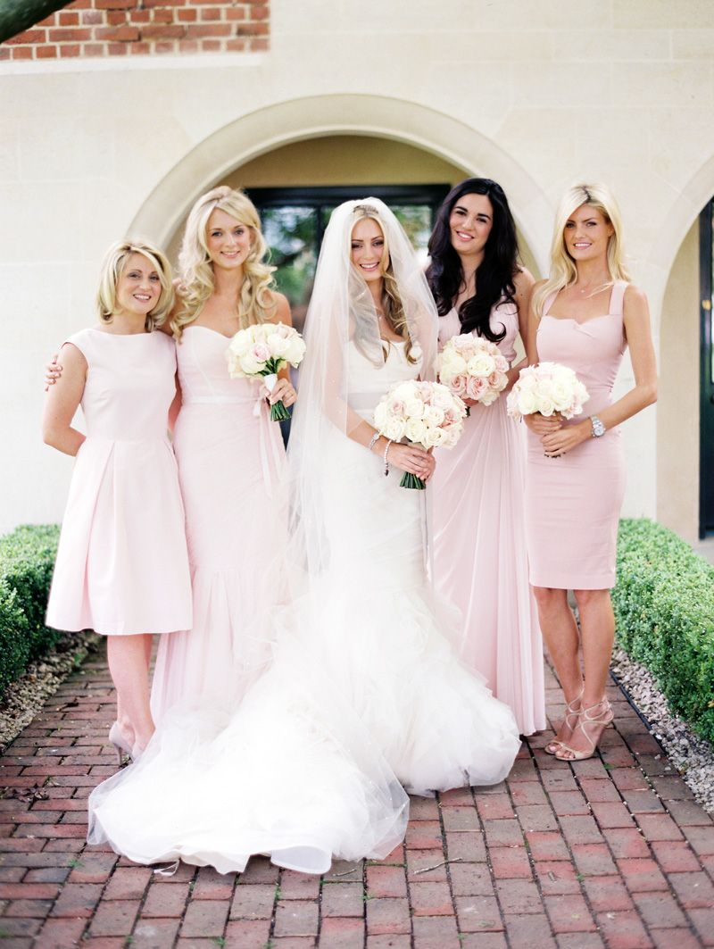 I really like the different dresses same color thing lets bridesmaid i really like the different dresses same color ombrellifo Image collections