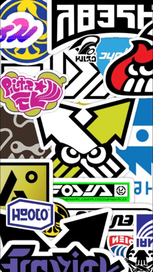 SPLATOON BRANDS | splatoon | Pinterest | Wallpaper, Nintendo and Gaming