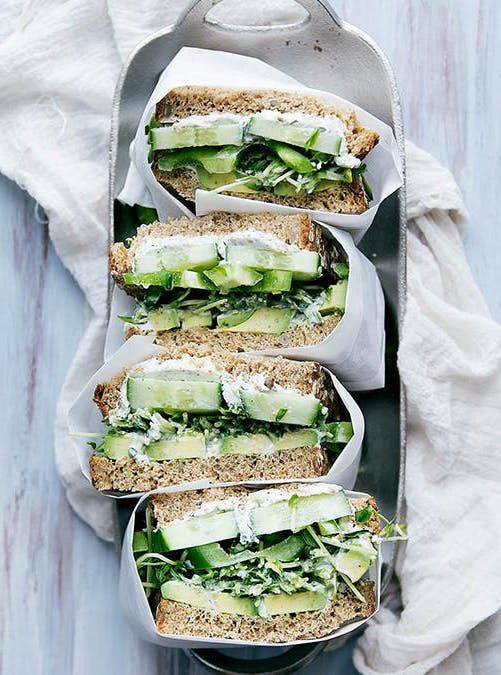 10 Clean-Eating Sandwich Recipes That Are Actually Filling images