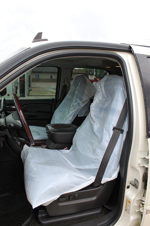 Sensational Abn Waterproof Seat Covers Auto Seat Protector Plastic Machost Co Dining Chair Design Ideas Machostcouk