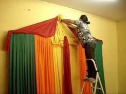 Resultado de imagen para como decorar con tela