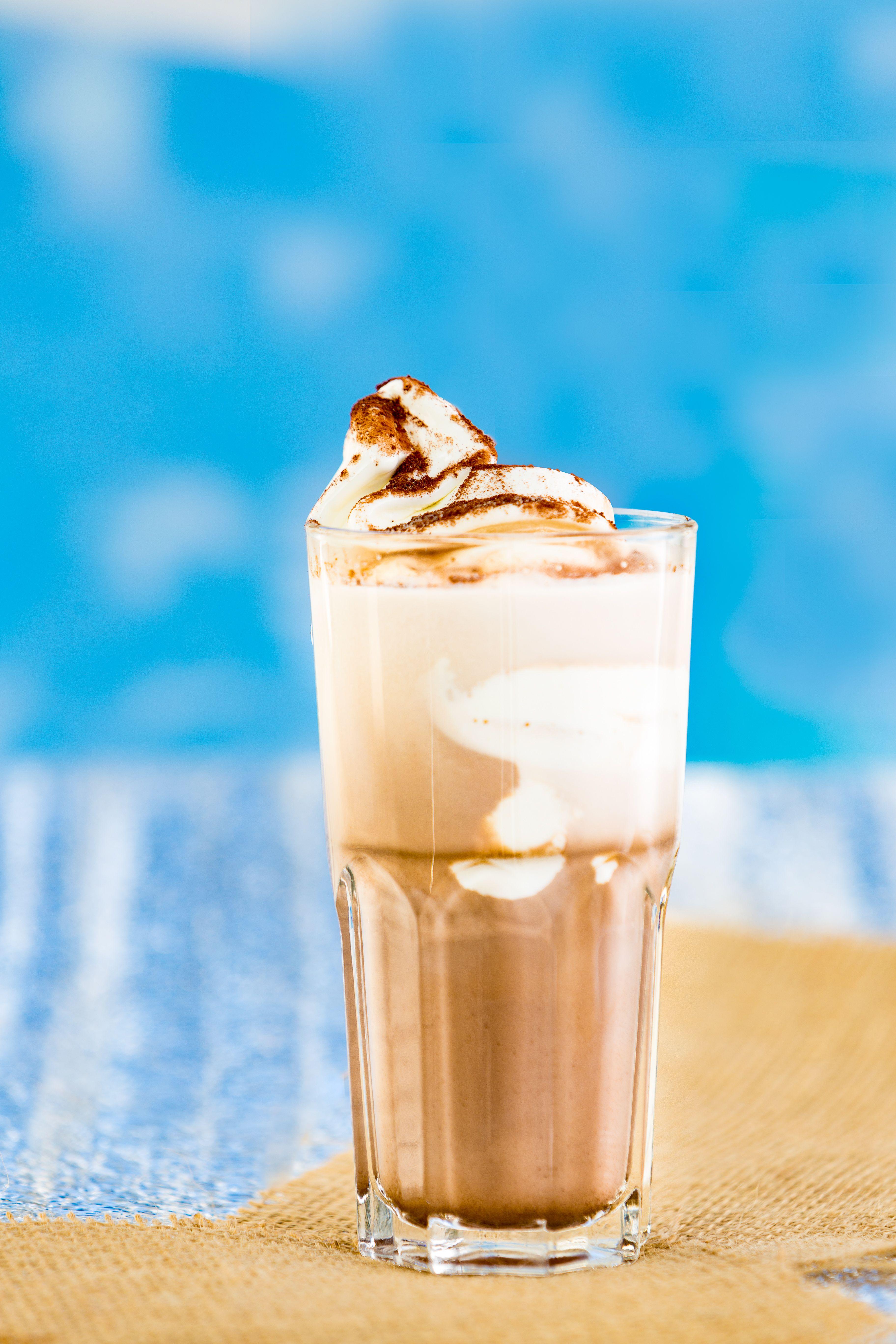Ihana Talon luomu kaakao kylmempiin kesäpäiviin #linkosuonkahvilat #linkosuo #luomu #kaakao #organic #hotchocolate