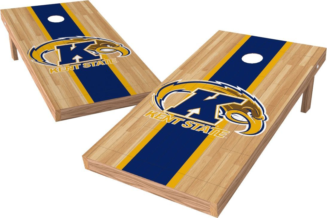 Stupendous Wild Sports 2 X 4 Kent State Golden Flashes Xl Tailgate Pabps2019 Chair Design Images Pabps2019Com