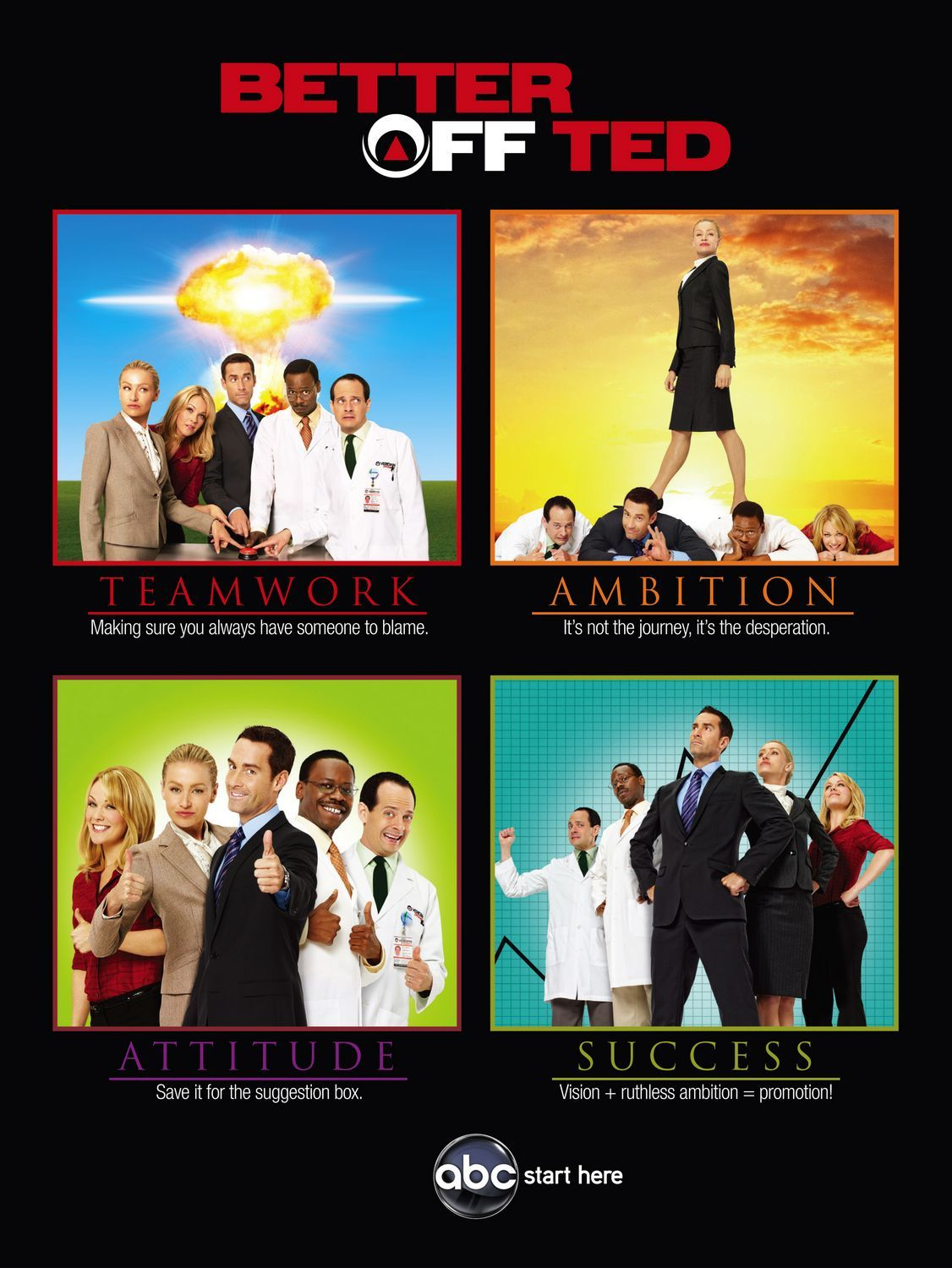 Better Off Ted This Was The Best Show Better Off Ted Ted Movie Comedy Tv