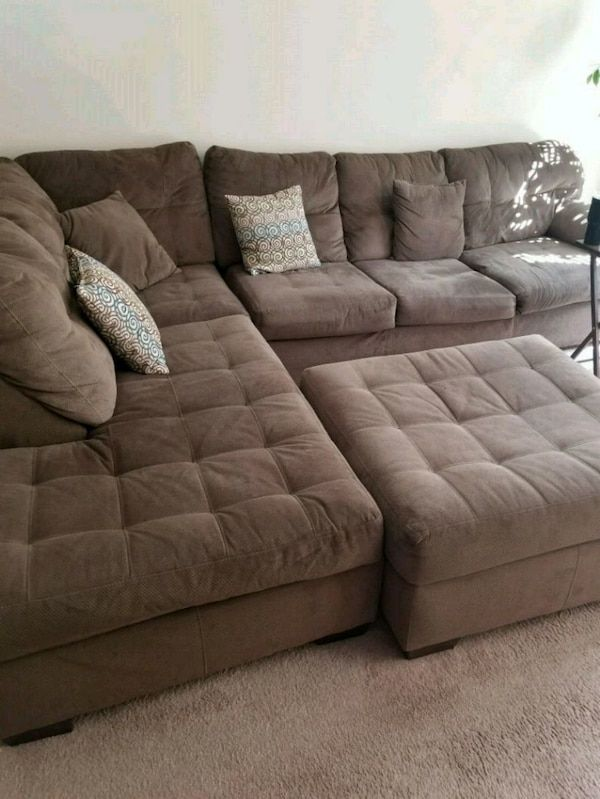 Used Sectional For Sale In Apex Letgo Sectional Sectional Couch Room