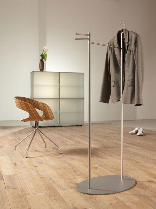 Kleiderständer Edelstahl Design herrendiener edelstahl design silent bob gsd kleiderständer
