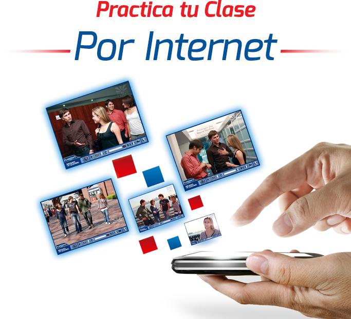Practica tu Clase por Internet