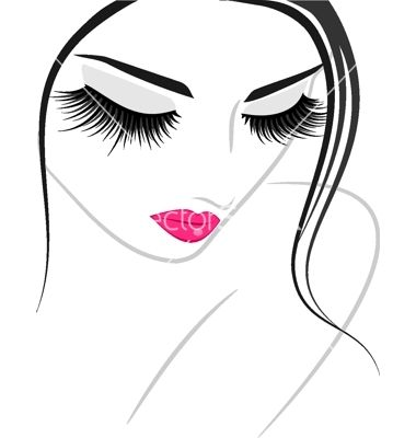 Simple 12 Makeup Artist Logo On Small Tips Ideas With Royalty Free Stock Vector Art
