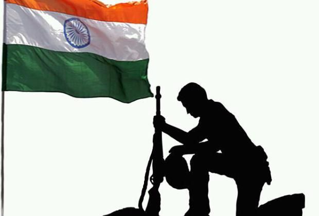 Army Flag Images India