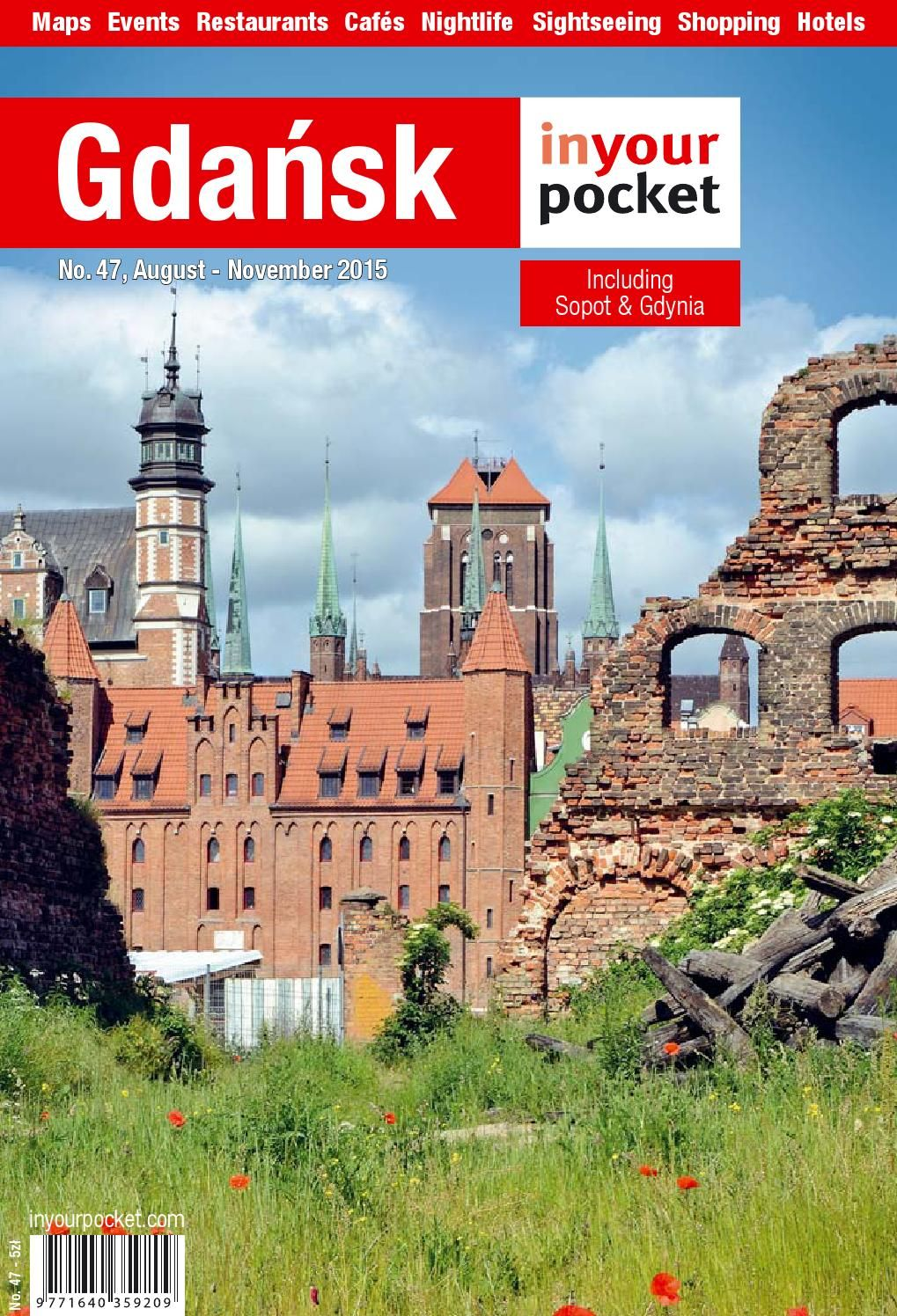 Gdansk In Your Pocket by In Your Pocket