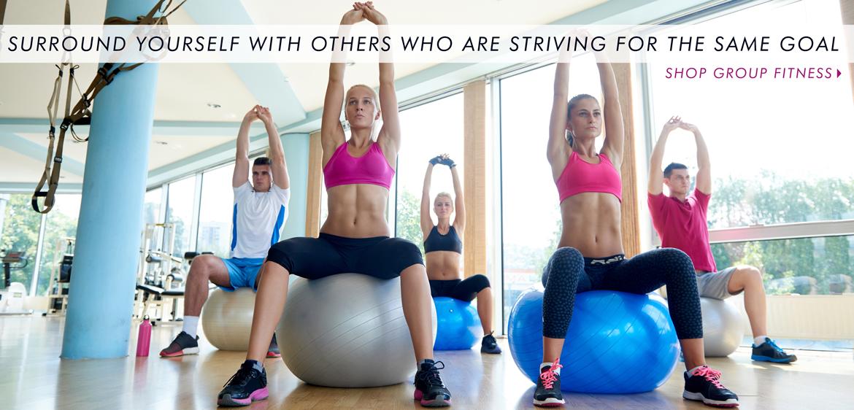 Group Fitness Group Fitness Fitness Fitness Goals