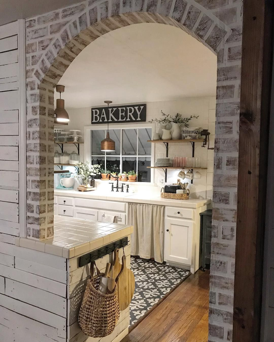 Pin by Hannah Peddy on Dream house   Pinterest   Cucine, Case and ...