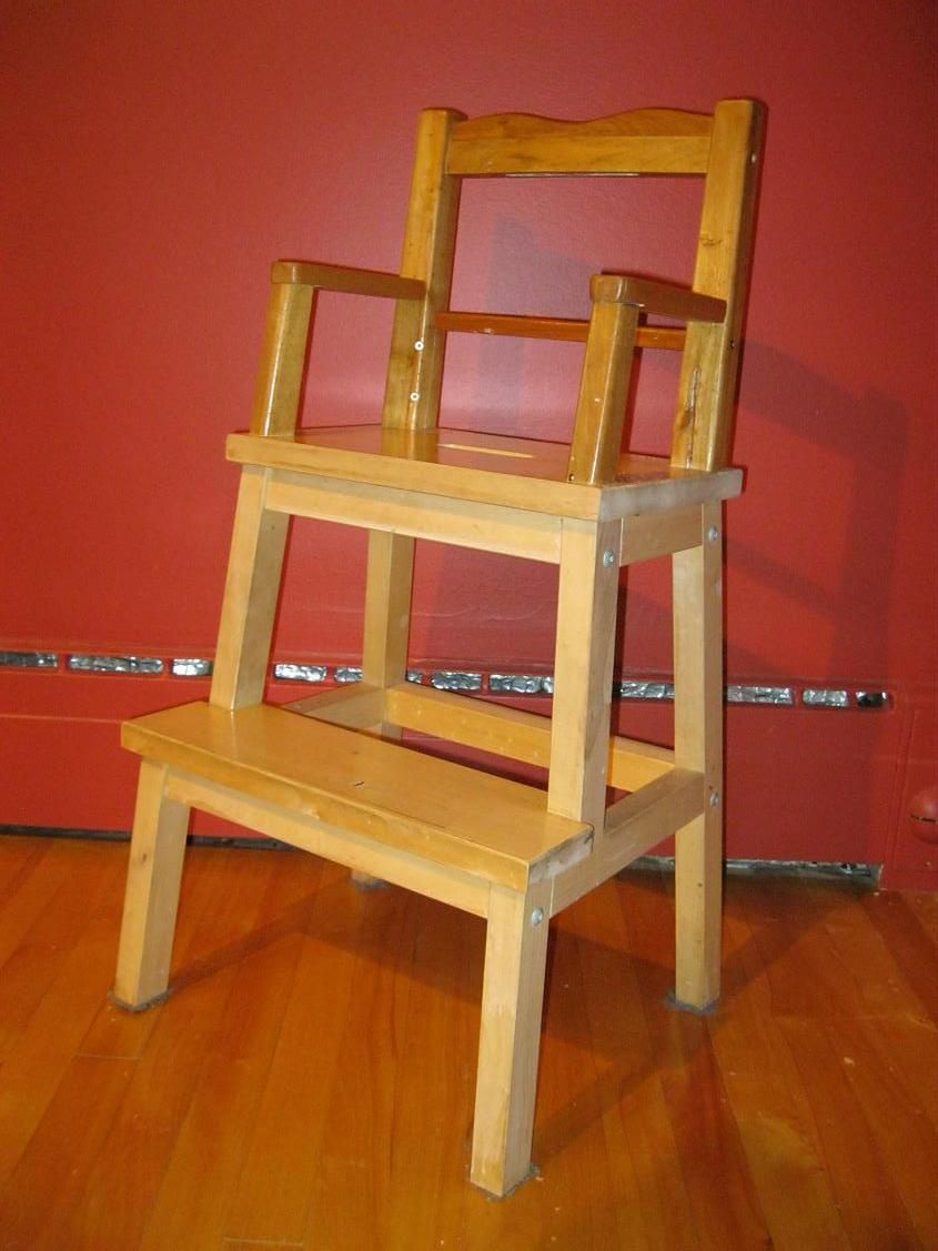 Bekvam Stool Turned Into Chair For A Child Ikea Hackers Bekvam Stool Diy Kids Chair Bekvam