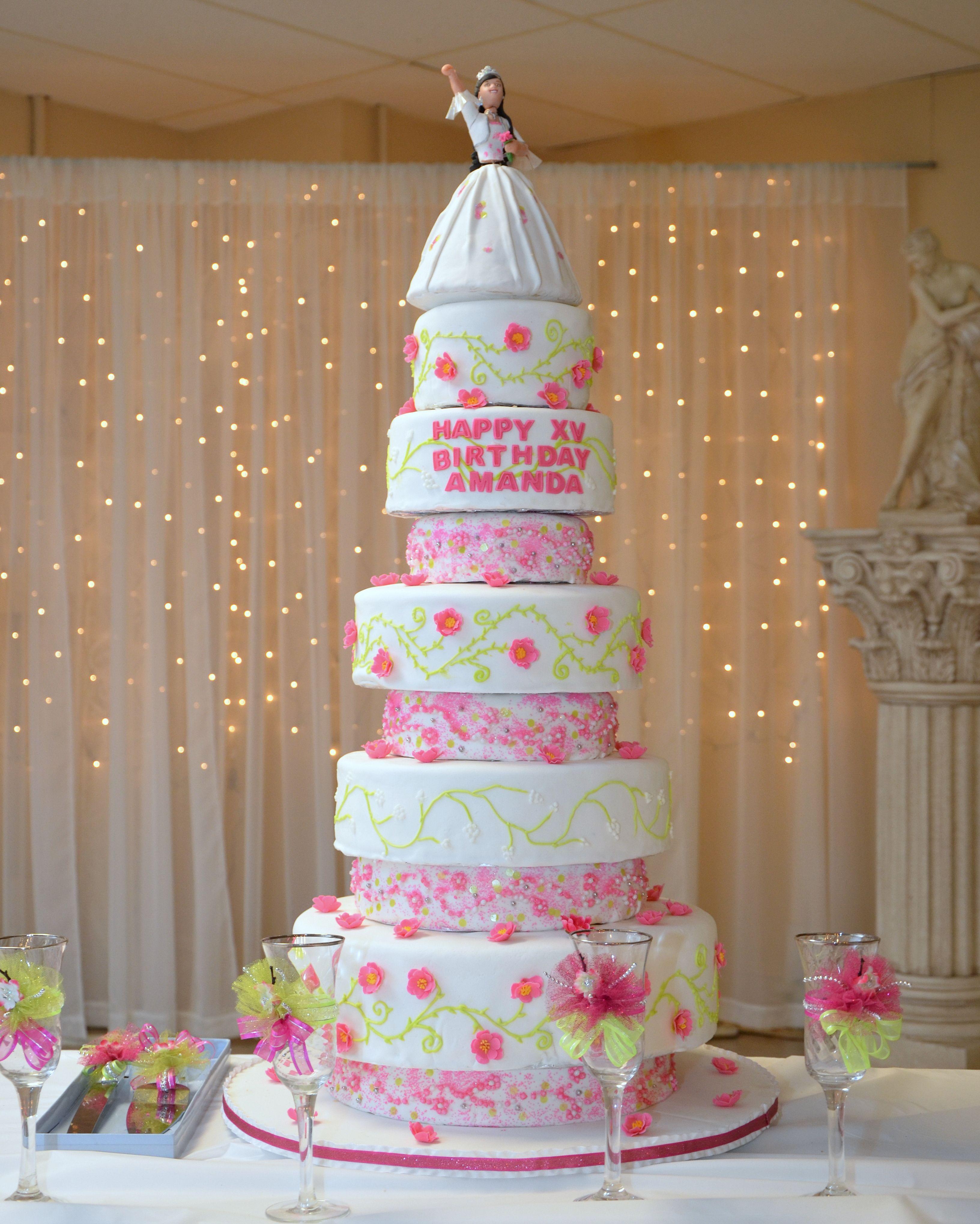 Swell Pin By Linda Maldonado On Wedding And Quincenera Cakes Of El Paso Personalised Birthday Cards Vishlily Jamesorg