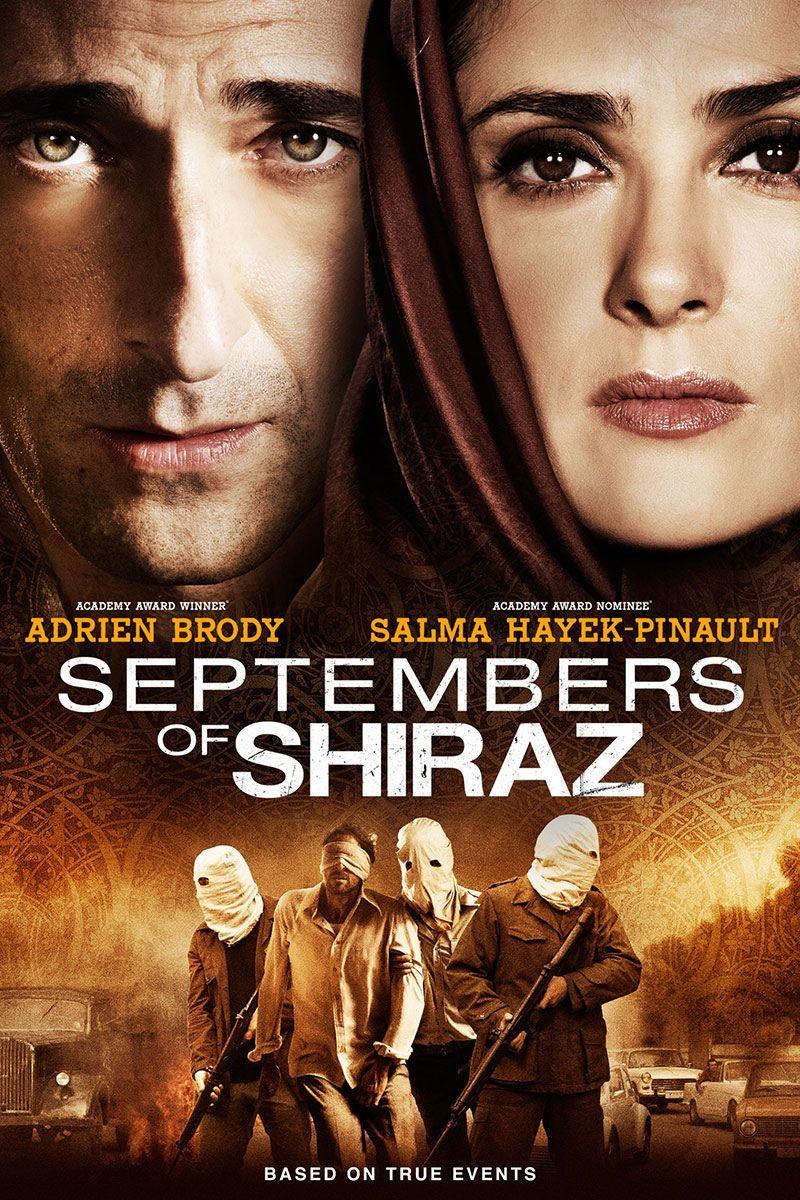 SEPTEMBERS OF SHIRAZ starring Adrien Brody & Salma Hayek-Pinault | In select theaters June 24, 2016