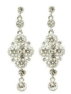 Crystal Chandelier Earring 24136