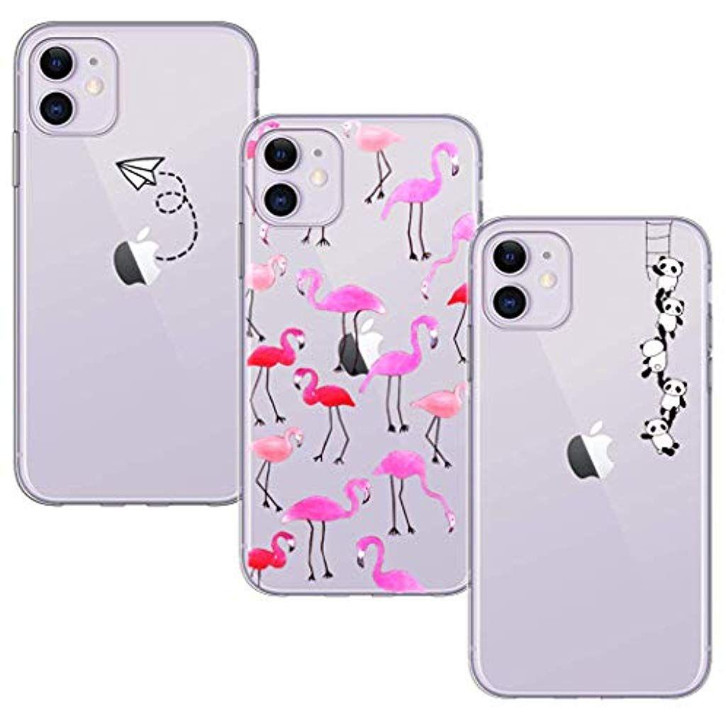 Custodia iPhone XR Chiaro Ultra Sottile TPU Gel Pelle Cover