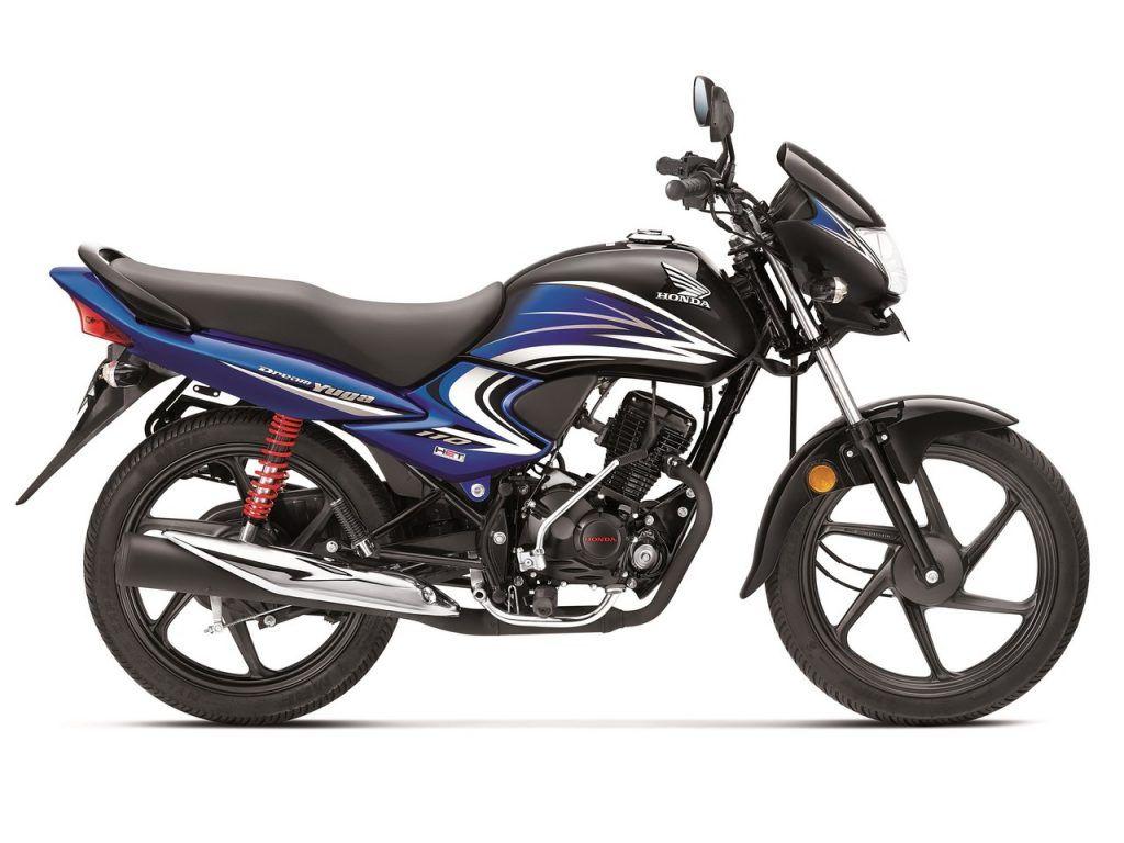 Honda Dream Yuga With Dual Tone Color Launched Cars Daily Updated Hero Honda Bikes Honda Bike Parts Honda