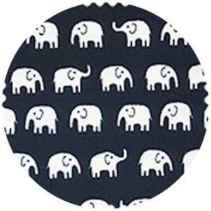 Daiwabo Japan Tip Top Cotton Elephant Walk Black