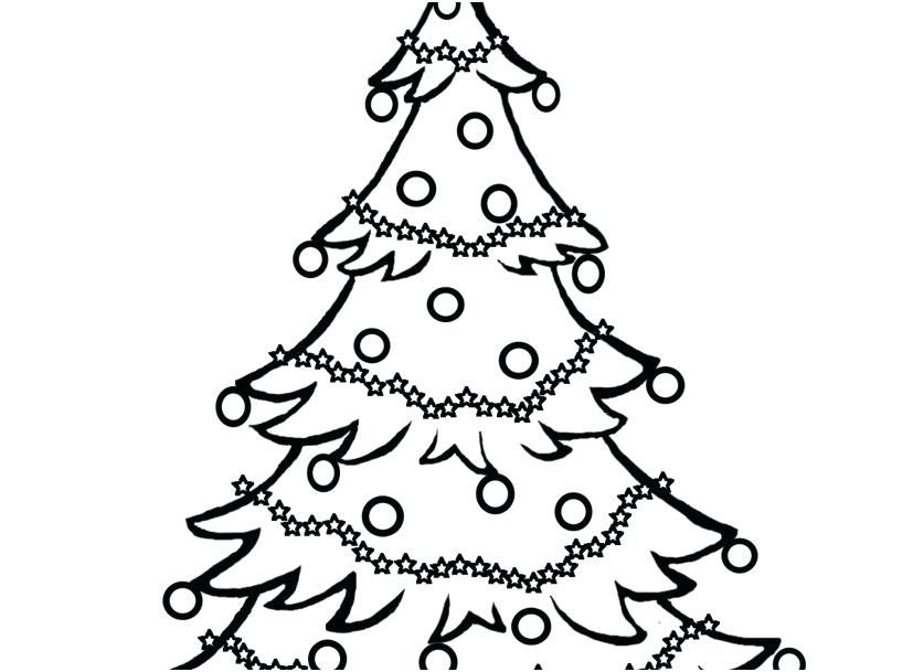 tree color page free tree coloring pages to print for kids ...
