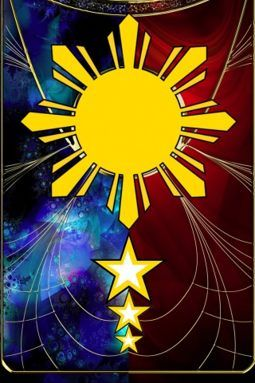 philippines flag logo flag star pinoy pinay custom vinyl.html