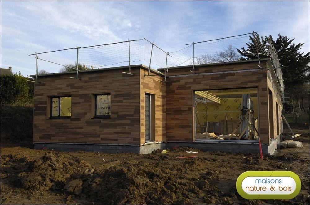 Jour 3 reportage maison bois construction bois maison ossature bois et maison - Reportage construction maison ...