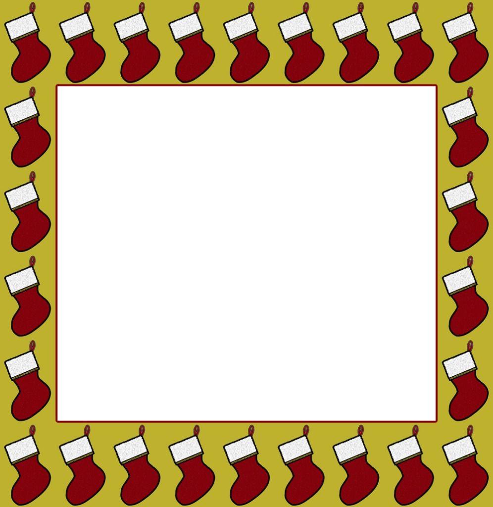 Free Christmas Frames For Digital Photos | Frameswall.co