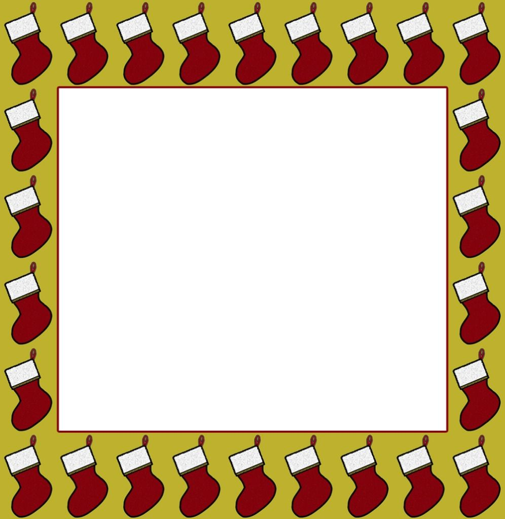 printable christmas frames   Allframes5.org