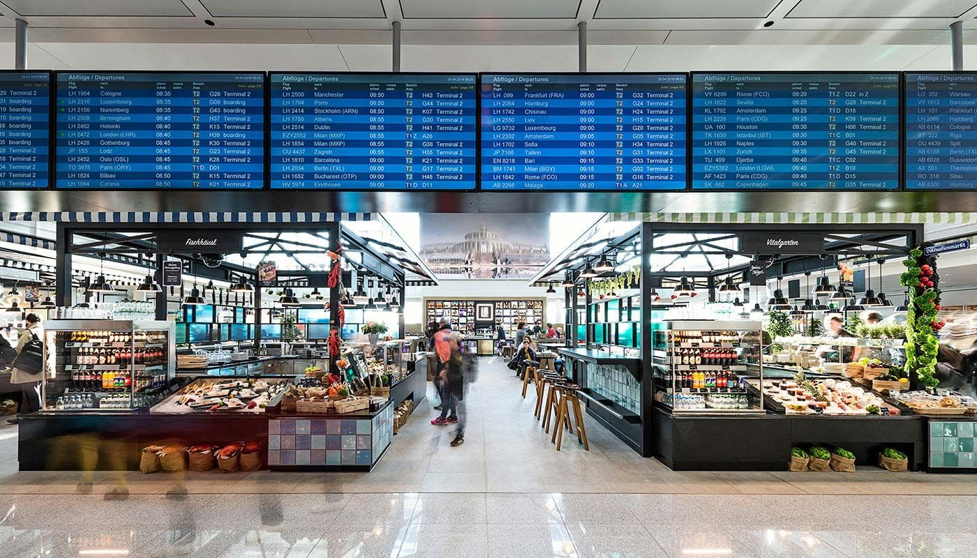 The World S Most Luxurious Airports Munich Airport Travel Changi