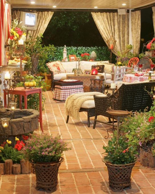 Information About Rate My Space Beautiful Outdoor Living Spaces