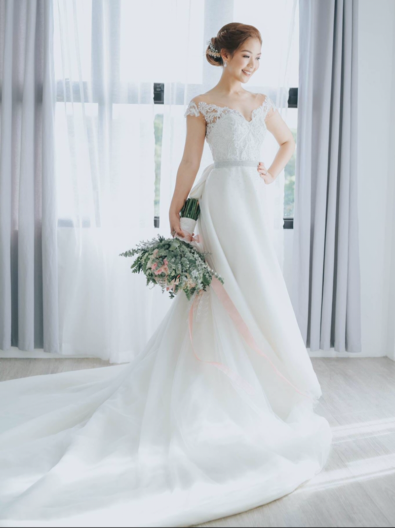 Affordable Wedding Gown Suppliers In The Philippines For Budget Savvy Brides Bridestor Affordable Wedding Gown Affordable Wedding Dresses Cheap Wedding Dress