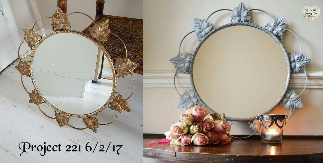 Project 221 6/2/2017 La Maison Shabby Chic Vintage Home Decor ...