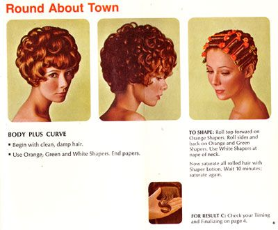 Wild Curly Hairstyle Images 60s Admit It You Ve Been