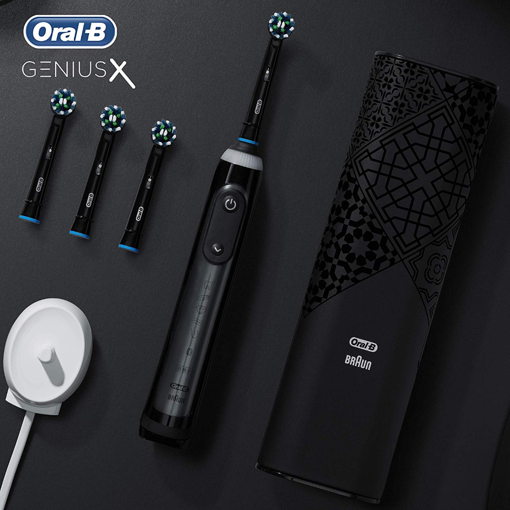 OralB Genius X Luxe Edition with Artificial Intelligence