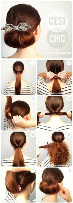 Victorian Hairstyles Instructions Google Search Wedding Hair Inspiration Long Hair Styles Hair Styles