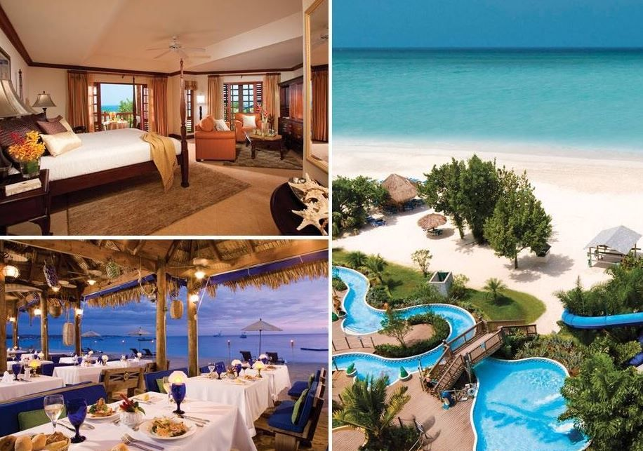 Beautiful Beaches, Negril Jamaica. - Pink Zebra Incentive ...