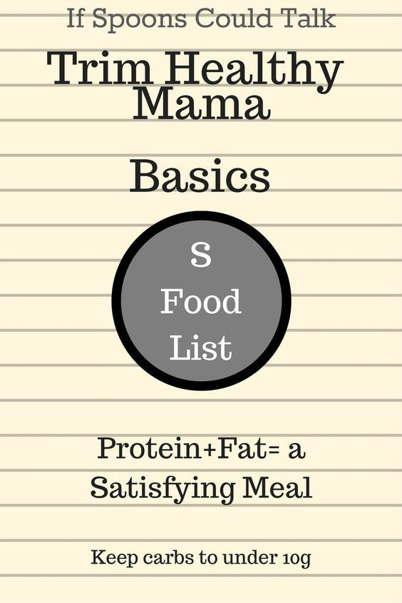 Get started with this Trim Healthy Mama S foods list. A short guide on what to e…