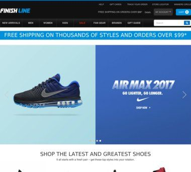 Find Finish Line Promo Codes Coupons Deals Plus Save At