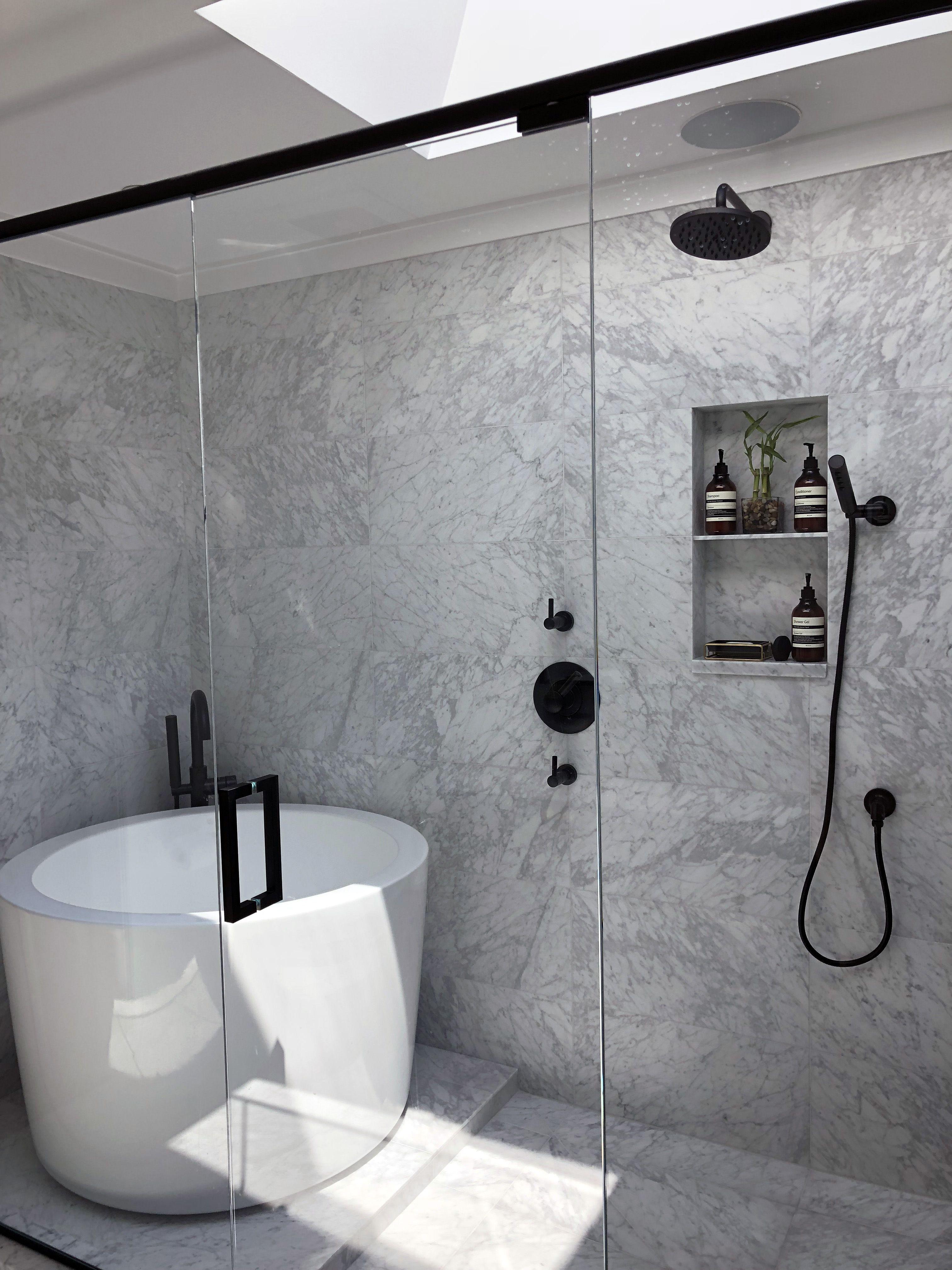 Siglo Japanese Soaking Tub Jasonwu Brizo Siglo Marble Wetroom Bathroom Tub Shower Combo Japanese Bathroom Soaking Tub Shower Combo
