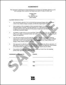 Sample Contract Agreement Simple Contract Templates  Business