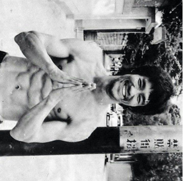 Bruce Lee, 1971