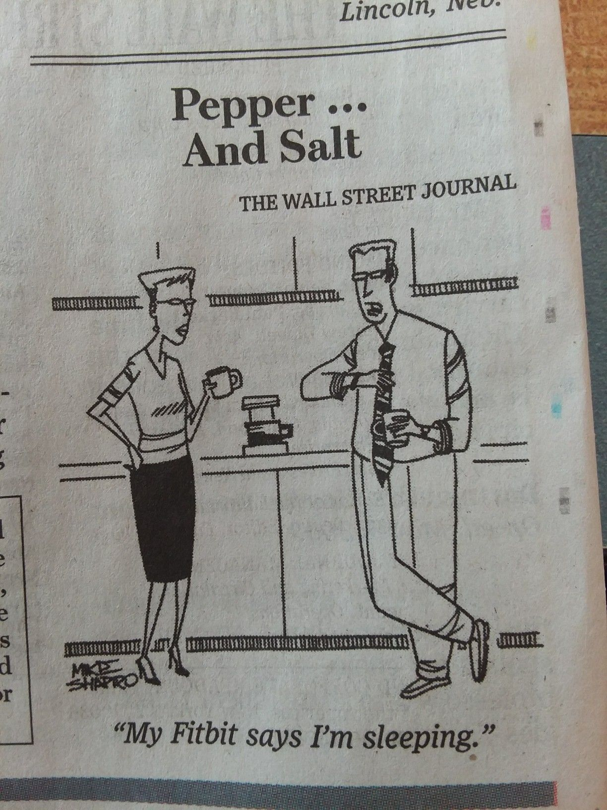 pin by george maguire on pepper and salt wall street on wall street journal login id=78409