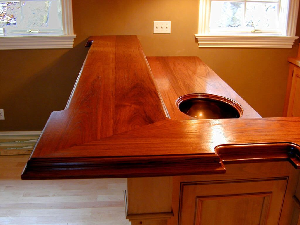 Gallery Of Premium Wide Plank Wood Countertops. Low Maintenance, Water And  Stain Proof Wood Countertops Sealed With Our Signature Marine Oil Finish.