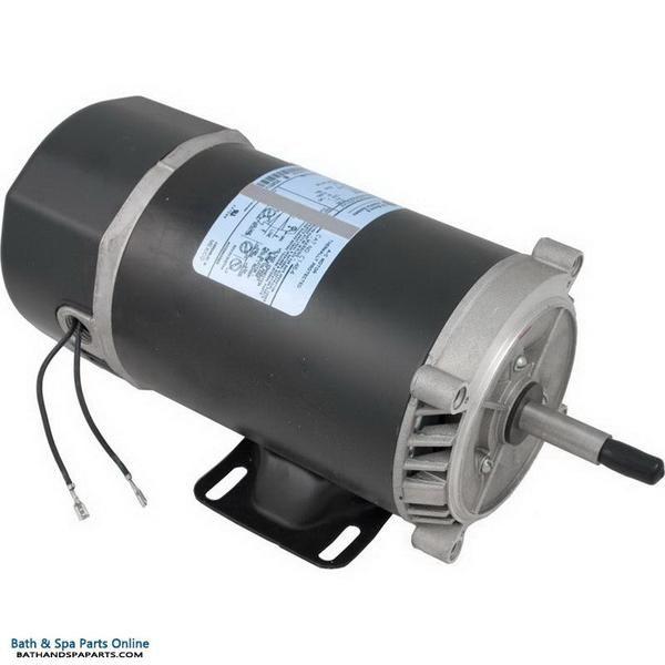 Jacuzzi Whirlpool Bath JWB 1.0HP 56J Frame Motor W/Base [115V/230V ...